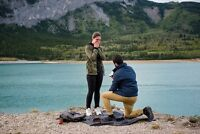 Canmore & Banff Maternity, Engagement & Family Sessions