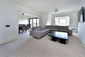 PARK ROAD, NW8: FOUR DOUBLE BEDROOM FLAT, 4 BATHROOMS, LIFT AND PORTER, MODERN KITCHEN