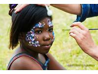£25 PER HOUR Professional facepainter face painter