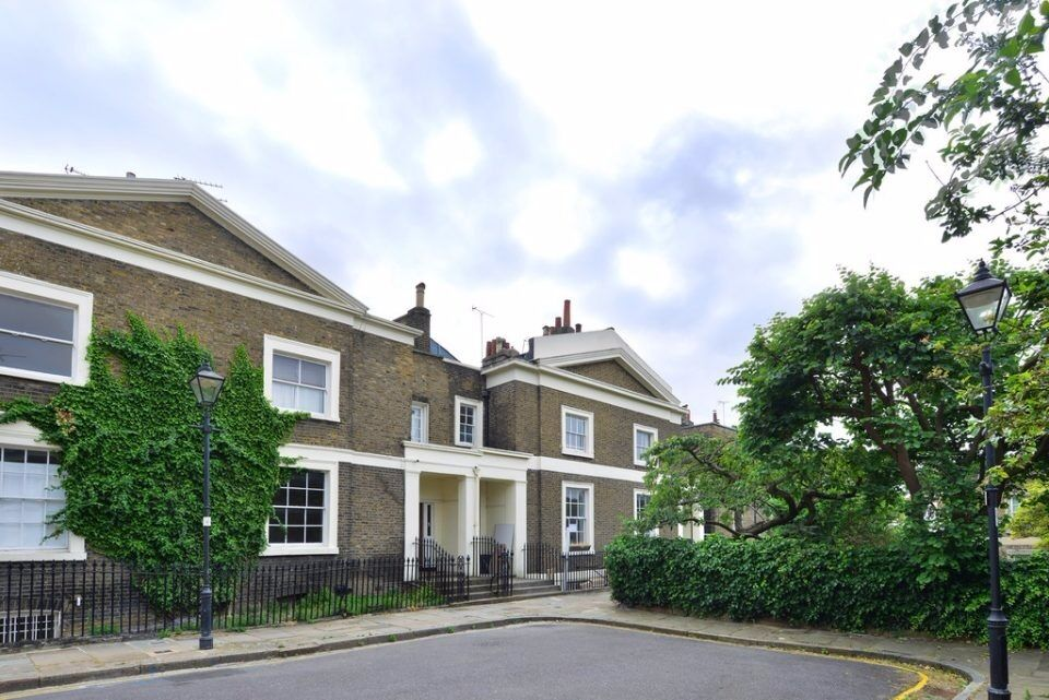 CUMBERLAND GARDENS WC1X: STUNNING FOUR BEDROOM HOUSE, AVAILABLE 15TH OF NOVEMBER 2016