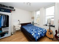 GREENLAND STREET, NW1: SPACIOUS STUDIO FLAT, SEPARATE KITCHEN, WOODEN FLOORS, LOTS OF NATURAL LIGHT