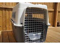 Dog crate XL (airline approved)