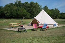 Campsite or land wanted to rent in the Purbeck area.