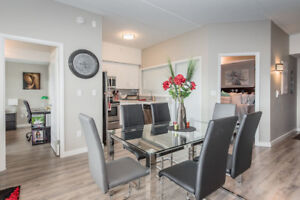 BEAUTIFUL STUDENT CONDOS W/ ENSUITE BATH & TONS OF ROOM FOR $595