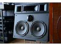 Kenwood mv-5a studio speakers