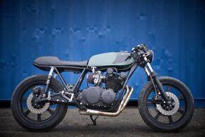 Café racer Yamaha 1979