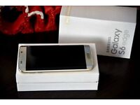 Samsung galaxy s6 edge with box