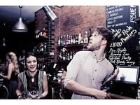 Shoreditch cocktail bar needs fun and experienced bartenders!