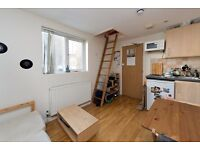 CHALK FARM ROAD, NW1: 1 DOUBLE BEDROOM, EXCELLENT ADDITIONAL STORAGE, EASY WALK TO UNDERGROUND
