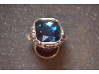Britannia Gem Alchemy Ring