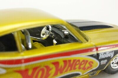 HOT WHEELS 1:50 G MACHINES SUPER LOW 70 CHEVELLE SS GOLD METALFLAKE REAL RIDERS