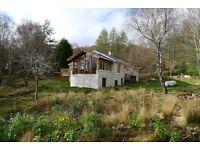 Hoki Mai Cottage, Ardnamurchan, Scotland west-coast