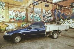 Man With Ute - Newcastle Mayfield Launceston Area Preview