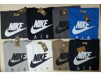 NIKE MENS T SHIRTS ALL SIZES AND COLOURS