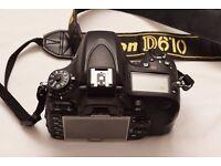 Nikon D610 SLR Digital Camera