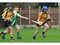 Camogie -play a fun female sport