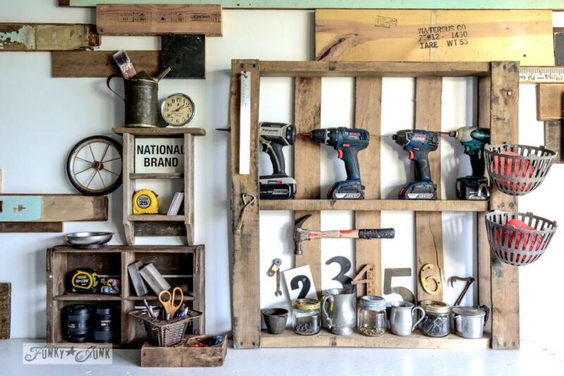Exciting quirky storage for your boring ho hum stuff ebay for Funky shelving ideas