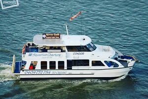 Charter Vessel Party Boat Brisbane City Brisbane North West Preview