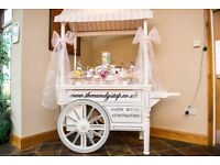 Sweet, candy cart for sale