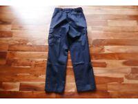 """32"""" Churchill Workwear Tradesman Trousers"""