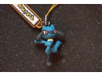 Limited Edition Pokemon Lucario Charm