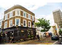 FULL TIME BAR AND WAITING STAFF POSITION - THE HILLGATE PUB W8