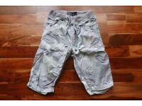 """32"""" Next Jogger Elastic Shorts - Grey Camo"""