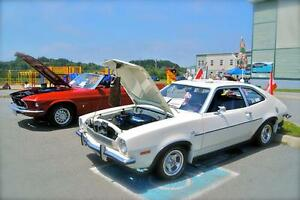 CLEARING - Gorgeous - 1971 Ford Pinto