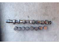 Ford galaxy / Vw sharan / seat Alhambra 1.9 tdi camshaft and tappets afn / avg / ahu / 1z
