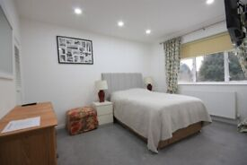 Immaculately clean, on a quiet residential road close to East Acton Station