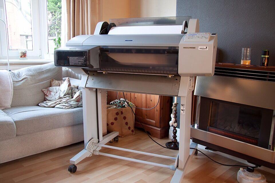 "Epson Stylus Pro 7600 24"" Large Format Printer"