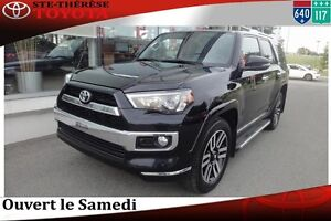 2014 Toyota 4Runner LIMITED 7passagers