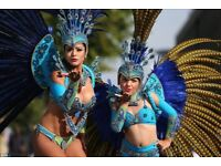 Women's Samba Carnival Costume Mother and Daughter, Exclusively made by Rio de Janeiro designers