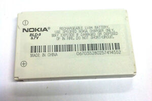 NEW OEM NOKIA BLD-3 2100 3200 3205 3300 6200 6220 6225 6560 6585 6610 BATTERY