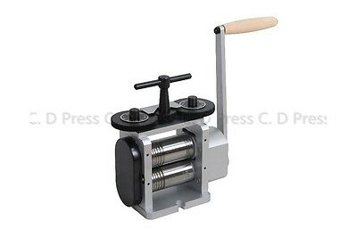 Flat Rolling Mill Jewelry Making Tools & Equipment Wholesale & Retail HH-RM01D ()