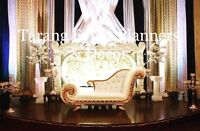 Wedding, reception, anniversary, Sangeet, engagement Decoration
