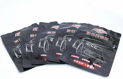 5 X CAR BODY SCRATCH SCRUFF REPAIR REMOVER CLOTH LIGHT PAINT SCRATCH REMOVER UK