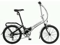 Apollo Transition Folding Bike - Nearly New.
