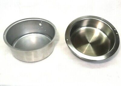 Great Northern Popcorn Replacement 8 Oz Kettle Shell Inner Outer Stainless