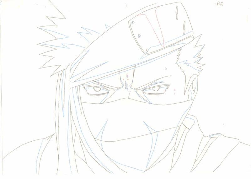 Anime Douga not Cel Naruto #191