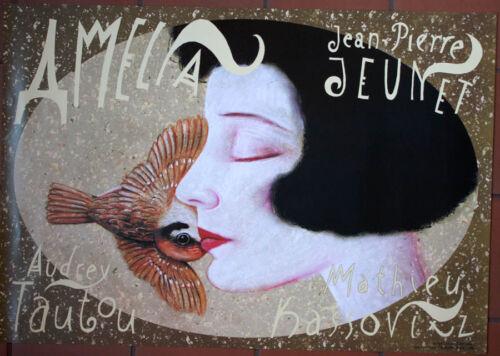 Amelie+from+Montmartre+-+Jean-Pierre+Jeunet+Polish+Poster+