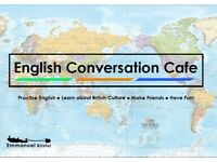English Conversation Cafe