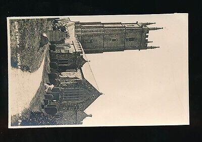Devon HARTLAND Stoke Church c1920/30s? RP PPC