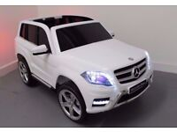 MERCEDES GL 4X4 KIDS RIDE ON ELECTRIC CAR WITH REMOTE