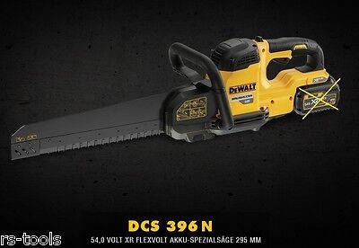 DeWALT DCS396N 54V Flexvolt Akku Spezialsäge 295mm Universalsäge Alligatorsäge