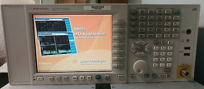 Keysight Agilent N9020a Mxa Lxi Signal Analyzer 20hz-3.6ghz Opt 503 B25 Pfr