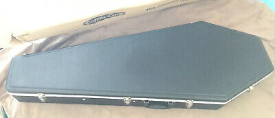 1 LAST COFFIN CASE Accoustic Guitar Hard Travel 5000-r New Electric Hollow Body