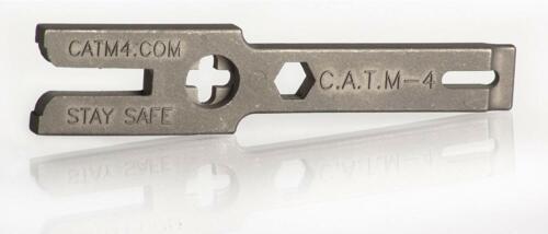 CAT Outdoors .223cal/5.56mm Bolt and Barrel Scraping Tool