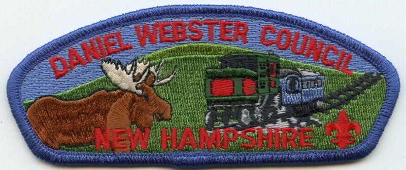 Daniel Webster Council CSP - BLU border, moose & train