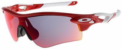 Oakley Radarlock Path Sunglasses OO9206-12 Infrared | + Red Iridium | Asia Fit |
